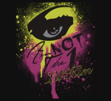 Lil' Kim I Am Not The One T-shirt by dustyaceti