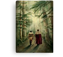 Let's Take Back the Kingdom Canvas Print