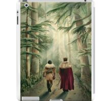 Let's Take Back the Kingdom iPad Case/Skin