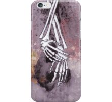 骸骨 弐 iPhone Case/Skin