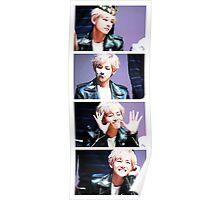 BTS/Bangtan Sonyeondan - V Collage Poster
