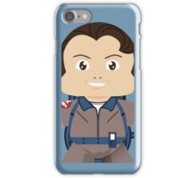 Peter V your bud. iPhone Case/Skin