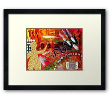 The Creative Advisor Framed Print