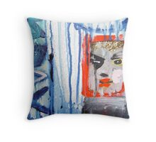 day dreamer 7 Throw Pillow