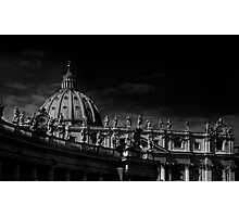 St Pauls the Vatican Photographic Print