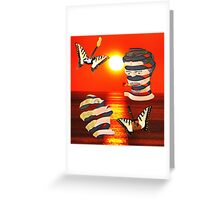 Can You Feel The Love Tonight Greeting Card