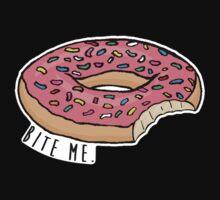 Bite Me - Doughnut One Piece - Short Sleeve