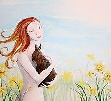 Ostara by Hannah Aradia