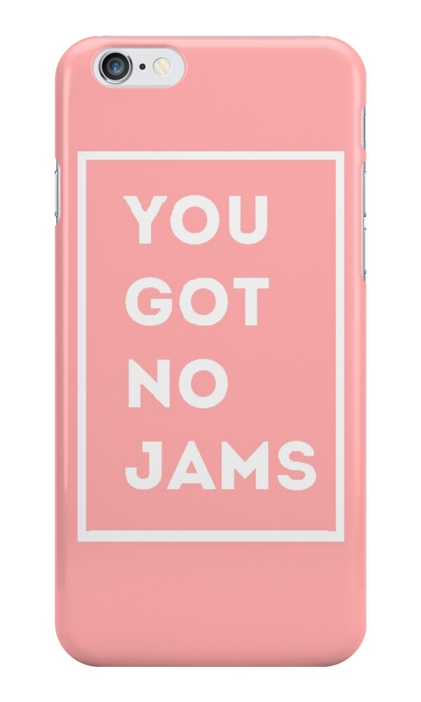 BTS/Bangtan Sonyeondan - You Got No Jams (Pink)u0026quot; iPhone Cases u0026 Skins ...