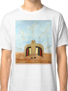 Dancing Robot Bird T Shirt Classic T-Shirt