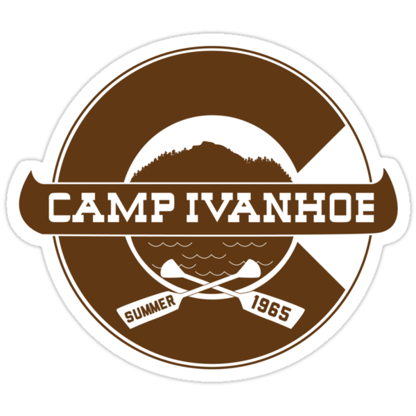 Camp Ivanhoe Shirt by andotherpoems