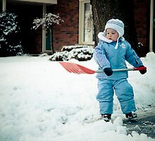 Daddy's Little Helper by Duane Hansford