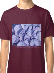 Hydrangea 7015 Classic T-Shirt