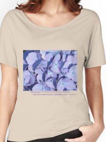 Hydrangea 7015 Women's Relaxed Fit T-Shirt
