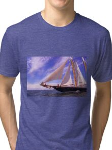 Balancing Act Tri-blend T-Shirt