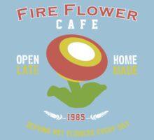 Fire Flower Cafe - Remix Kids Clothes