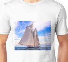 Sailing Beauty Unisex T-Shirt