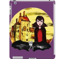Transylvania Mavis night iPad Case/Skin