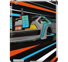 Time Flux iPad Case/Skin