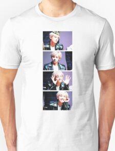 BTS/Bangtan Sonyeondan - V Collage Unisex T-Shirt
