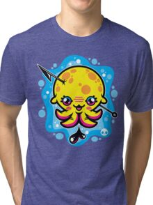 Harpooned My Heart! Tri-blend T-Shirt