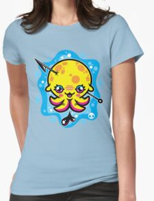Harpooned My Heart! Womens Fitted T-Shirt