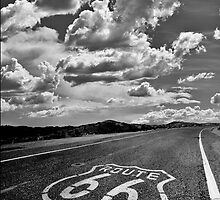 Route 66 Homage to Lee Friedlander by gwarn