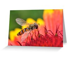 Mmm Nectar Greeting Card