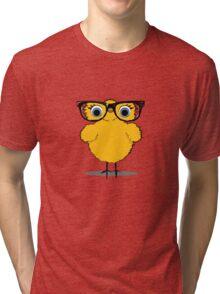 Geek Chic Chick Tri-blend T-Shirt