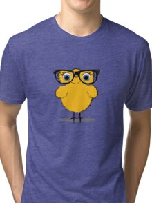 Geek Chic Chick Tri-blend T-Shirt