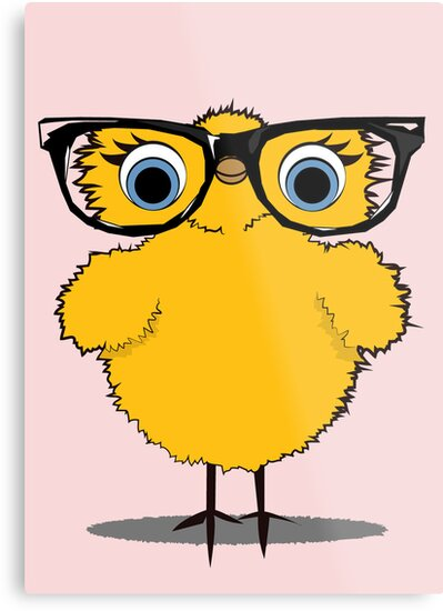 Geek Chic Chick by Andy Scullion