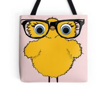 Geek Chic Chick Tote Bag