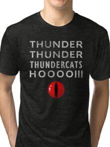 Thundercats Hoooo!!! Tri-blend T-Shirt