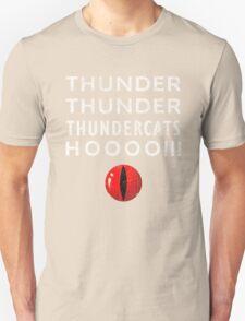 Thundercats Hoooo!!! Unisex T-Shirt