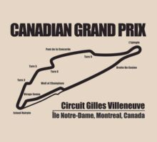Canadian Grand Prix (Light Shirts) by oawan