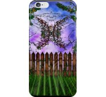 The Butterfly Tree iPhone Case/Skin