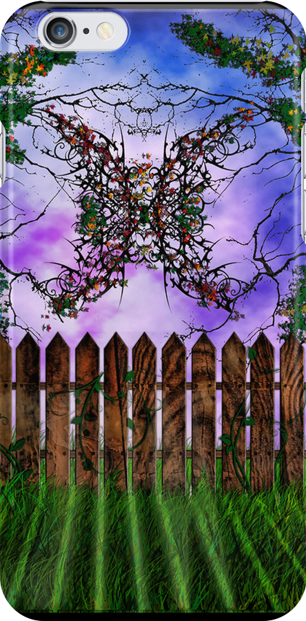 The Butterfly Tree by Richard  Gerhard