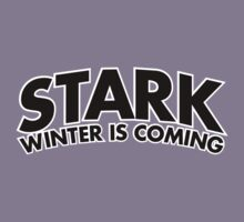 Stark: winter is coming by D4RK0