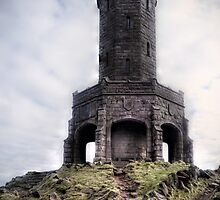 Darwen Tower by inkedsandra