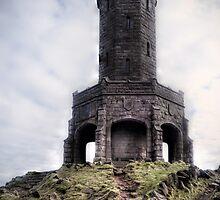 Darwen Tower by inkedsandra
