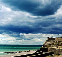Rottingdean Beach by Ms-Bexy