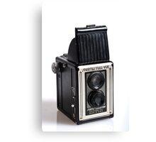 Twin Lens Camera Canvas Print