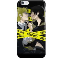 Durarara!!!!!!!! iPhone Case/Skin
