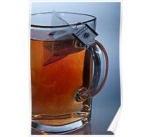 African Autumn Tea Poster