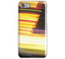 Streakers - Lellow iPhone Case/Skin