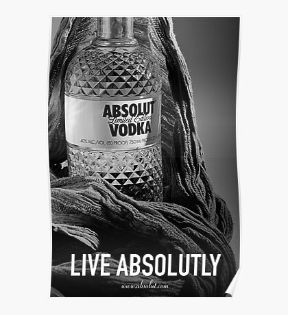 Live Absolutly Poster
