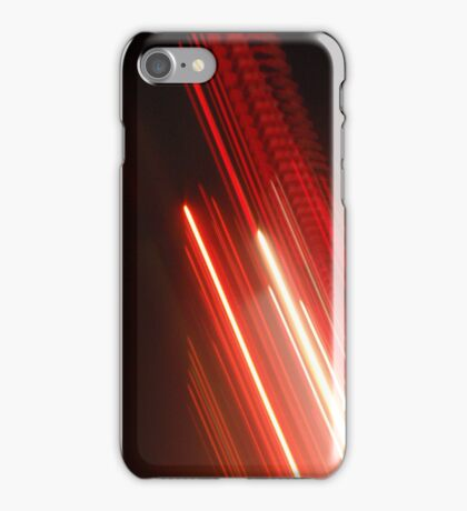 Streakers - Reddy Steddy iPhone Case/Skin