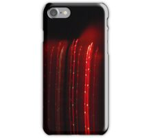 Streakers - Red Laces iPhone Case/Skin