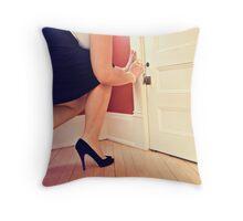 Brookside Mansion, Image 2 Throw Pillow