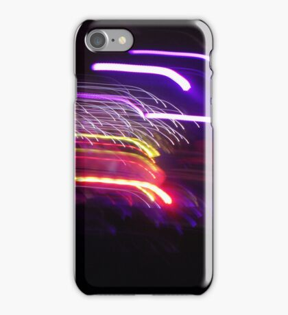 Streakers - PinkiePurple iPhone Case/Skin